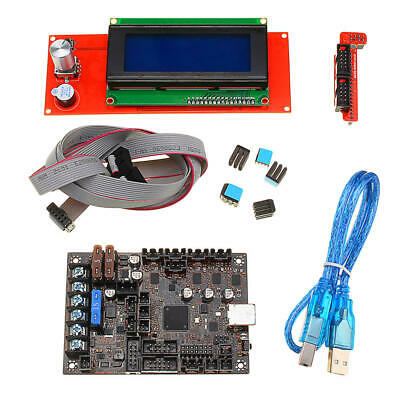 EINSY RAMBO 1 1A Mainboard For Prusa i3 MK3 Board With 4 TMC2130 Stepper  Drivers