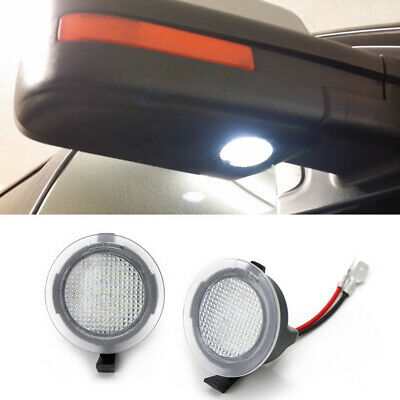 Universal Car LED Side Mirror Light Professioanl White 18SMD Puddle Hot Sale