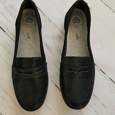 6dc74743e59f3 CLARKS WOMEN'S Ayla Form Penny Loafer - $48.20   PicClick