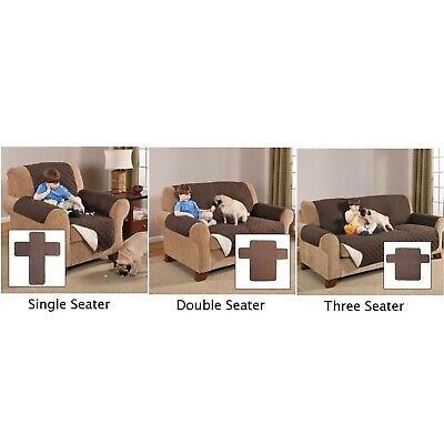 1pcs 1/2/3 Seater Couch Stretch Sofa Lounge Protector Cover Slipcover Durable AU