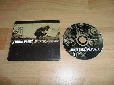 Linkin Park - Meteora (Rare Australian Cd Album + Enhanced) Chester Bennington