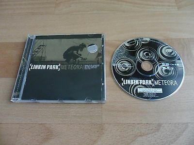 Linkin Park - Meteora (Rare Made In China Cd Album + Enhanced)Chester Bennington
