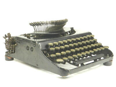 Maquina De Escribir Remington Portable Año 1920