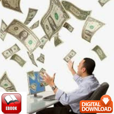 Earn $1000 in one week on Ebay Make money e. book Online Business +Resell rights