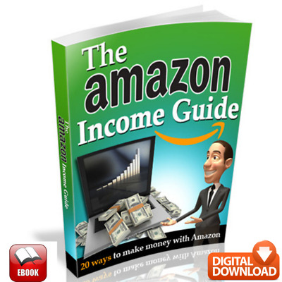 The Amazon Income Guide e. Book  Free Shipping With Master Resell Rights