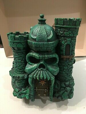 Icon Heroes Masters Of The Universe Castle Grayskull Polystone