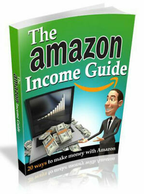 The Amazon Income Guide PDF eBook Free Shipping With Master Resell Rights