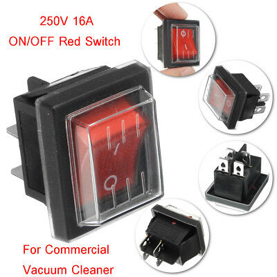 ON/OFF Red Switch N146 Spare for PRO Contact Grill Griddle BainMari for