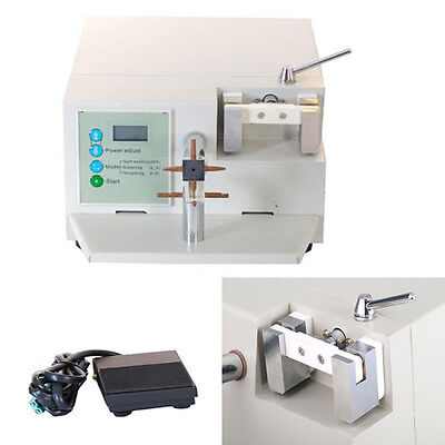 110V 60HZ Microprocessor Control Dental Lab Spot Welder 2000W Welding Machine US