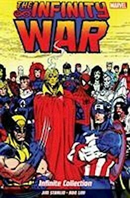 Infinity War: Infinite Collection Jim Starlin