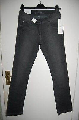 Tom Tailor Hanna Low Denim Jeans XL/L Girl Height 170 cm Grey BNWT