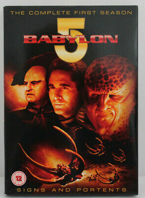 Babylon 5 - The Complete First Season Box Set (2002 DVD Release)
