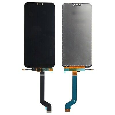 For Xiaomi Mi A2 Lite Front LCD Display Glass Touch Screen Digitizer Panel Black