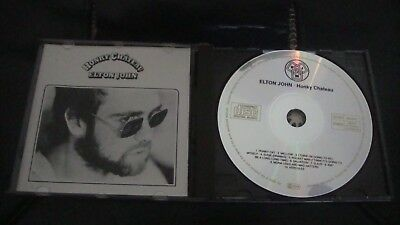 Elton John ‎Honky Chateau cd 1994 DJM Records Pop Rock Songwriters