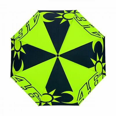 Valentino Rossi VR46 Moto GP Sun & Moon Large Umbrella Official 2019