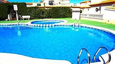 Costa Blanca South: 3 Bed House A/C + Wi-Fi - Communal Pool - Cabo Roig