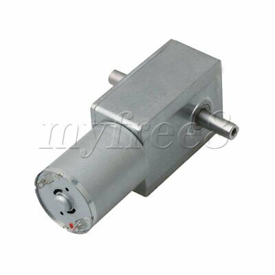 JGY370 12V 10rpm Electrical Speed Reducer Geared Reduction DC Motor for Robot