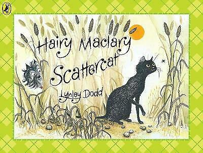 Hairy Maclary Scattercat by Lynley Dodd NEW (Paperback) Children's Book