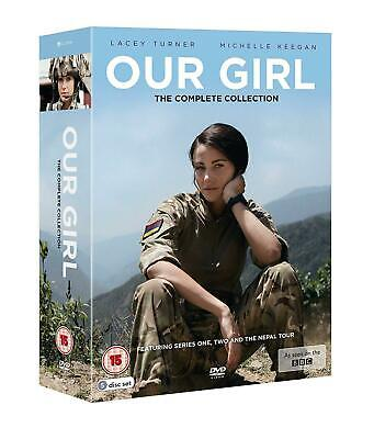 Our Girl Complete Collection dvd - Region 2 UK - Free Post - New/Sealed