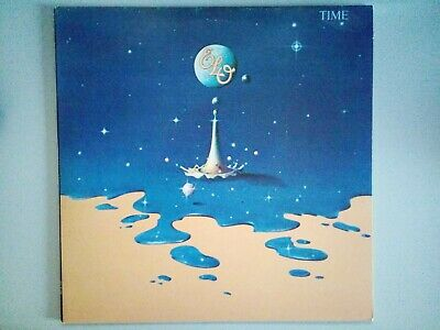ELO ‎– Time ***MINT*** Vinyl & Sleeve (UK LP 1981 Jet Records ‎– JETLP 236)