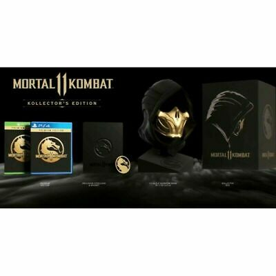 Mortal Kombat 11 Kollectors Collectors Edition XBOX ONE - NEW & SEALED
