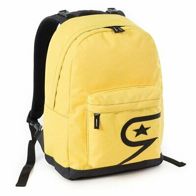 Zaino Seven Backpack Giallo - The Double Project