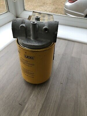 """Ucc 1591 101 Inlet And Outlet Size 1.25"""" In Line Hydraulic Filter Assembly"""
