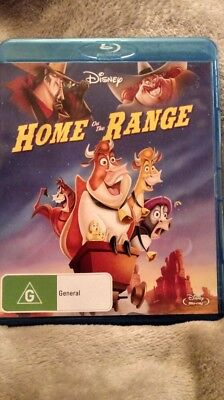 Home on the Range  BLU-RAY NEW / SEALED REGION FREE CHEAPEST ON EBAY