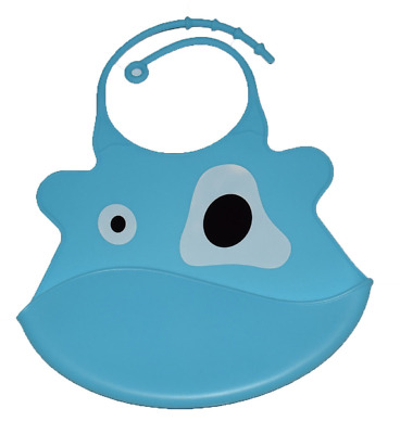Just like Tommee Tippee Plastic Catch All Bibs - variety of colours Dribble UK