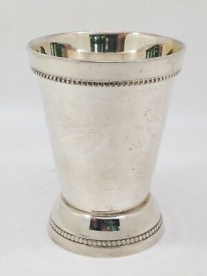 R.S. Silverplate Mint Julep Cup