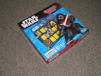 GUESS WHO ? GAME - 2014 STAR WARS EDITION - By HASBRO - IN VGC (FREE UK P&P)