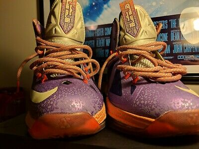 d0b8fdab01b NIKE LEBRON X 10 Extraterrestrial Area 72 All Star Game Size 7 ...
