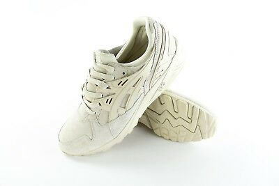 c1511110c07 CLASSIC RUNNING SHOES Asics Gel Kayano Trainer Birch H7T2L SUEDE ...