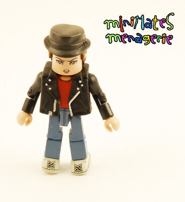 Back to the Future II Movie Minimates Marty in Disguise (BTTF 2)