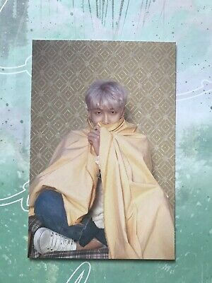 BTS Map Of The Soul: Persona RM Namjoon postcard photocard