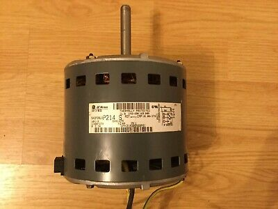 GE MOTOR FURNACE Blower Motor 5KCP39LG P214S HP1/2 RPM1075 CPN 21A309660P01