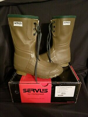 5752e048c11 MEN'S NORTHERNER/SERVUS #21802 Insulated 3-Eyelet Mid Pac olive ...