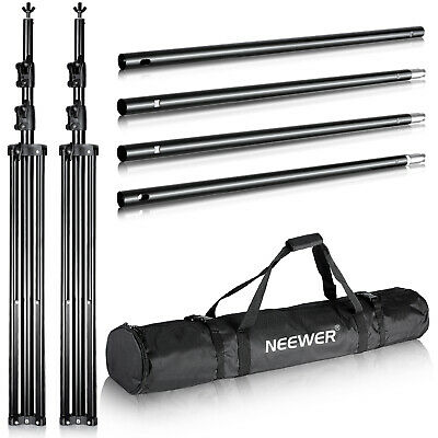 Neewer Pro 10x12 feet/3x3.6 meters Backdrop Support System Studio Video Stand