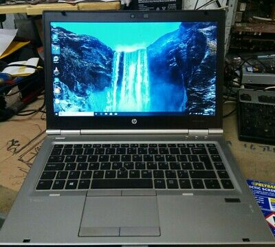 HP LAPTOP Elite book 8440p for parts not working - £21 44 | PicClick UK