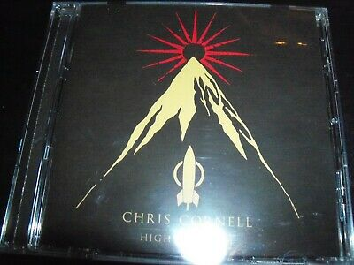 Chris Cornell (Soundgarden) Higher Truth (Australia) CD - New