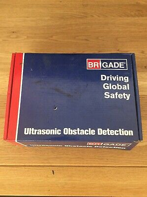 Brigade Sidescan Ultrasonic Blind Spot Detection System - 12/24V