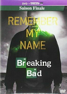Breaking bad - Saison Finale - COFFRET DVD NEUF SOUS CELLO