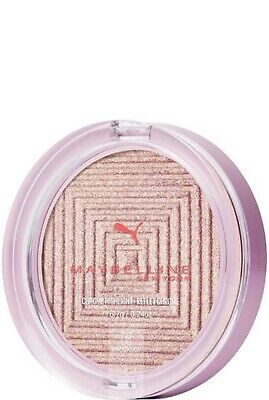 Maybelline X Puma Chrome Powder Highlighter Knockout Limited Edition Sealed