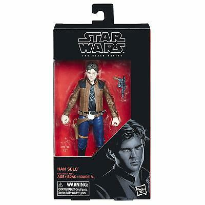 Star Wars The Black Series Han Solo #62 Solo A Star Wars Story Action Figure MIB