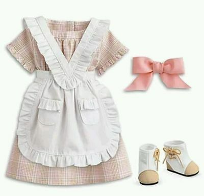 NIB American Girl ADDY'S PLAID SUMMER SET Outfit New In Box COMPLETE  RETIRED