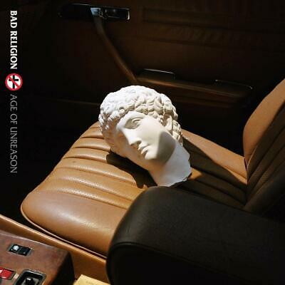 Bad Religion - Age Of Unreason - New Clear Vinyl Lp (Indies Only)