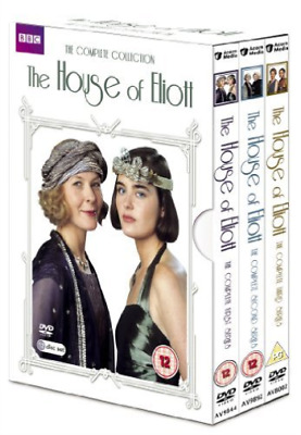 Stella Gonet, Louise Lombard-House of Eliott: Complete Collection DVD NUEVO