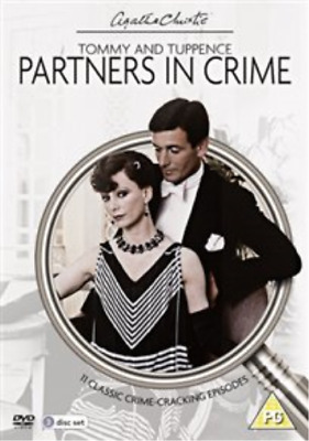 Francesca Annis, George Baker-Agatha Christie's Tommy and Tuppence: Pa DVD NUEVO