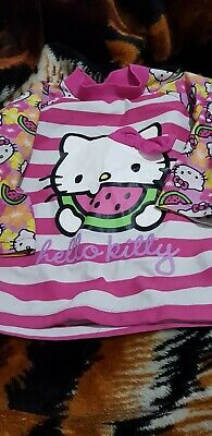 Lovely Girls Tu hello kitty Swimming top Age 6 Years