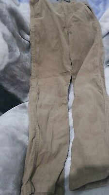 Lovely Boys Blue Zoo Fashion Pants Age 9-10 Years